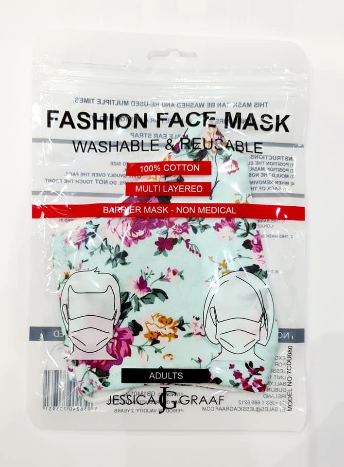 Reusable Masks