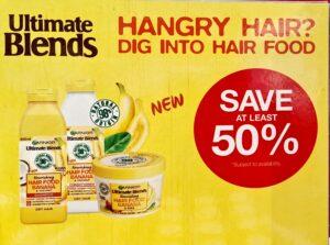 Garnier Ultimate Blends Hair Food