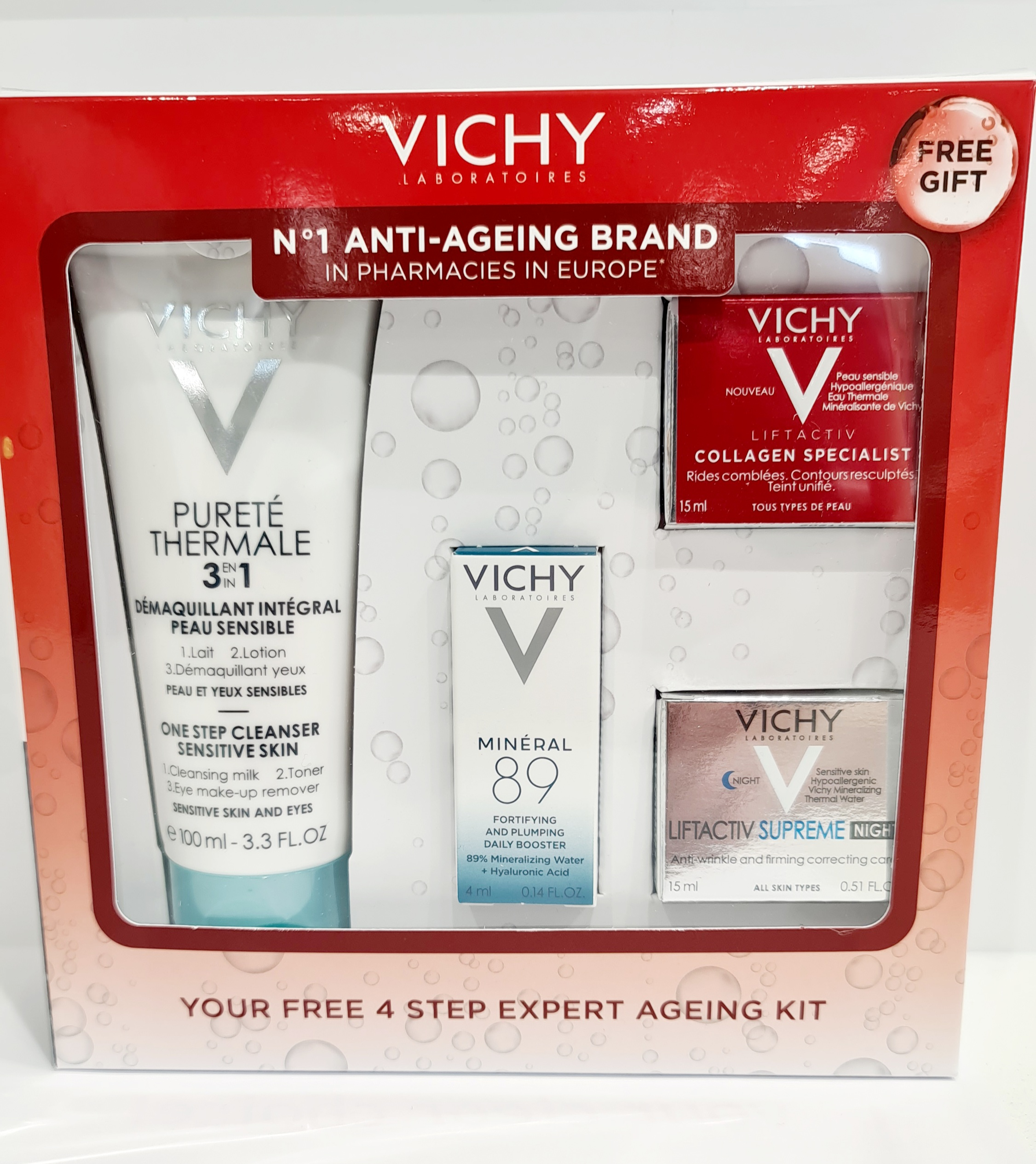 Free Vichy Gift with Purchase